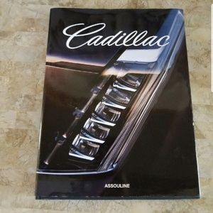 Limited Edition Cadillac Book